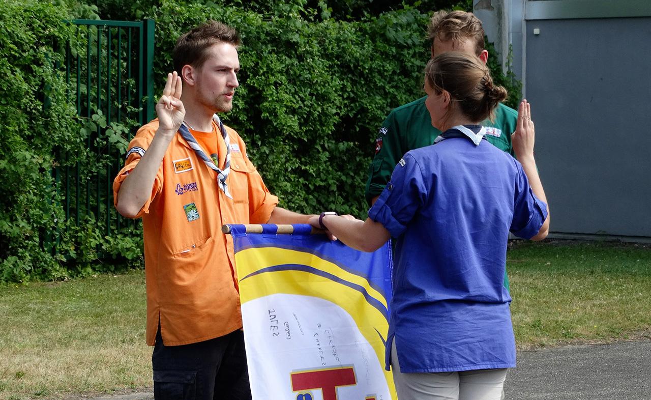 Engagement SGDF Valentin Nussbaum